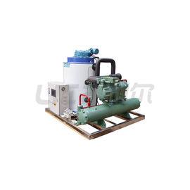 Chine Machine à glace commerciale 3P/380V/50Hz de flocon d'eau de mer de flocon 12 mois de garantie distributeur